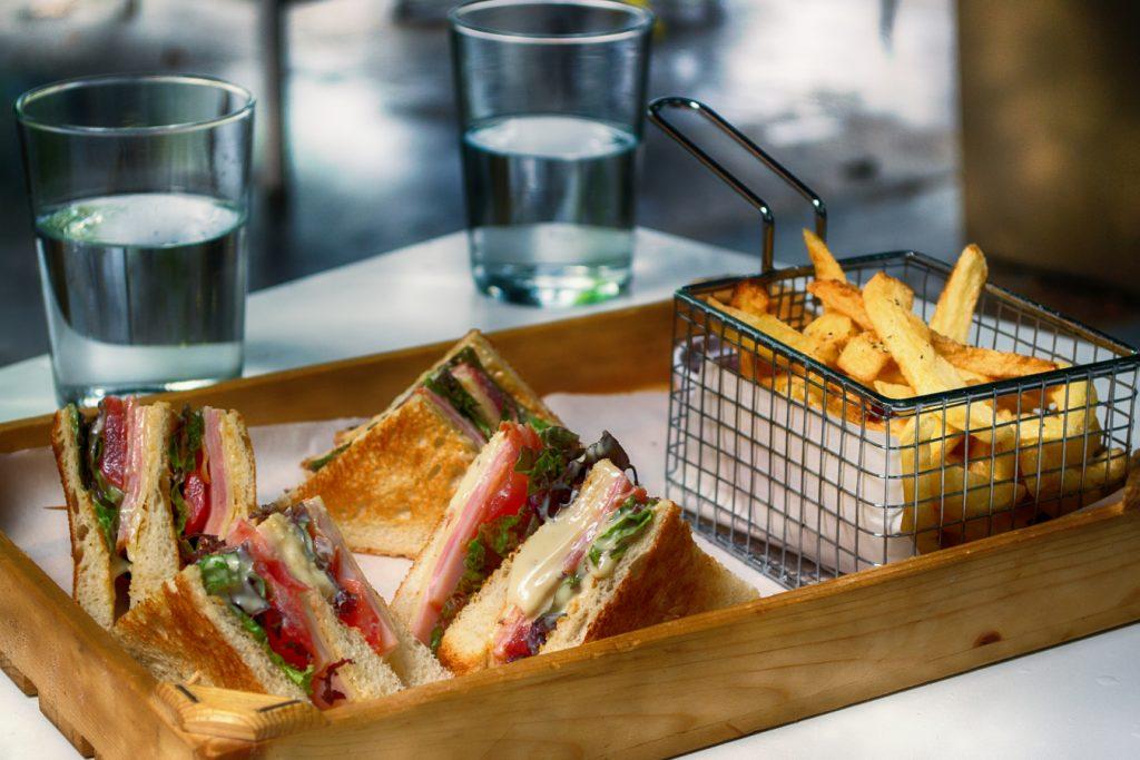 club sandwich lettuce tomato cheese snack fries 1441555 pxhere.com 4 1